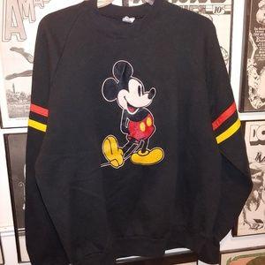 Vintage Disney Characters Mickey Mouse Sweatshirt